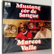 Cd Marcos Valle - Mustang Cor De Sangue Ou Corcel Cor De Mel