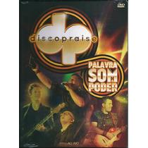 Dvd Discopraise - Palavra Som E Poder [original]