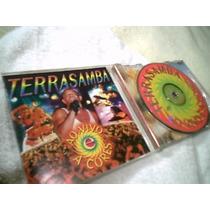 Cd Original( Terrasamba Ao Vivo E A Cores ) 1988
