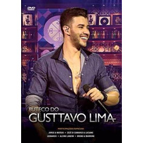 Box Dvd + Cd Gusttavo Lima - Buteco Do Gusttavo 2015