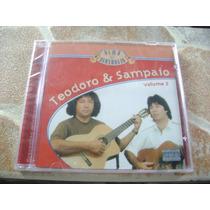 Cd - Teodoro E Sampaio Alma Sertaneja Volume 2