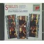 Cd Sibelius - Lemminkainen Legends En Saga Esa-pekka Salonen