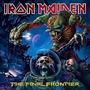 Iron Maden The Final Frontier Cd Lacrado
