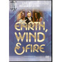 Dvd Earth, Wind & Fire - Live By Request - Novo***