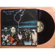 Black Sabbath- Lp Live Evil- 1983- Original- Só Tem 1 Disco