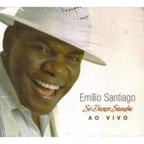 Cd Emilio Santiago - So Danço Samba