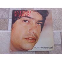 Disco Compacto Antônio Marcos Eu Vou Ter Sempre Você