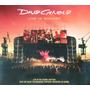 **david Gilmour (pink Floyd) **live In Gdansk** 2cds+dvd**
