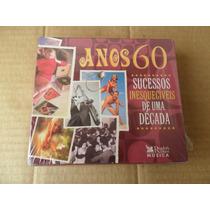 Box Anos 60 - Sucessos Inesquecíveis De Uma Década 5 Cds