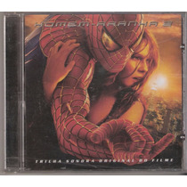 Cd Homem Aranha 2 Trilha Sonora ( 2004 ) Sony
