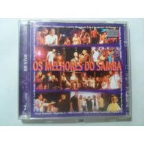 Cd Os Melhores Do Samba (original) Frete R$ 8,00