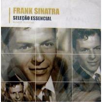 Cd Lacrado Frank Sinatra Selecao Essencial Grandes Sucessos
