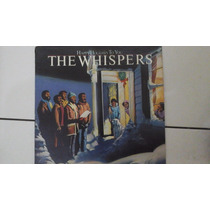 Lp-the Whispers-happy Holidays To You-importado