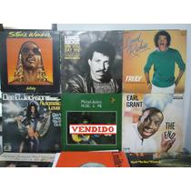 Compacto Musica Negra Stevie Wonder/michael Jackson Etc