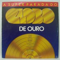 Lp Globo De Ouro - A Super Parada - 1988 - Som Livre