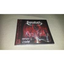 Sepultura - Morbid Visions - Bestial Devastation Cd Digipak