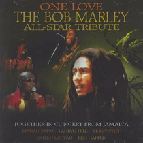 Cd One Love The Bob Marley All- Star Tribute Jamaica