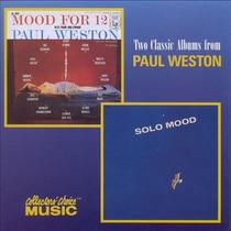 Paul Weston - Cd Mood For 12 + Solo Mood 1956 Imp. Orquestra