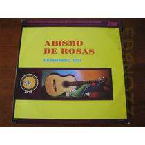 Dilermano Reis : Abismo De Rosas Lp Vinil Violão Clássico