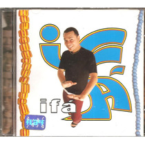 Cd Ifa -vocal Jauperi, Paul Ralphes - Reggae Brasileiro