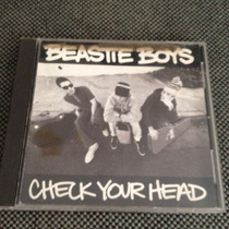 Cd Beastie Boys Check Your Head 1992