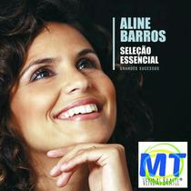 Oferta! Aline Barros Cd Seleção Essencial 2011 Frete Grátis.