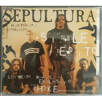 Cd Sepultura - História E Entrevista - Single Inédito.