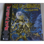 Iron Maiden Live After Death 2 Lp Pic Disc Selado Capa Duplo