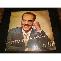 Lp Waldir Calmon - Feito Para Dançar Nº10, Disco Vinil, 1958