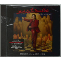 Cd Michael Jackson - Blood On The Dancefloor - Importado