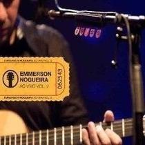 Emmerson Nogueira Ao Vivo Vol 2 Cd Lacrado Sony Music