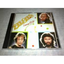 Cd Bee Gees Love Hits Ótimo Estado