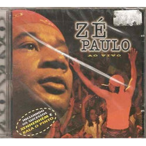 Cd Ze Paulo Ao Vivo Com Rala O Pinto