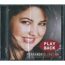 Playback Fernanda Oliveira - Protegido De Deus | Frete Gráti