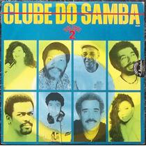 Lp Clube Do Samba Vol.2 (1985)
