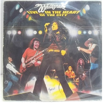 Whitesnake Live...in The Heart Of The City Lp Duplo Impecáv