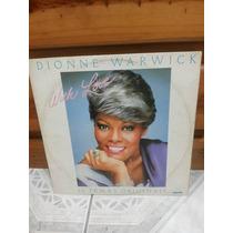 Lp -dionne Warwick - With Love