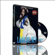Dvd Lana Del Rey Planeta Terra Ao Vivo Brasil 2013