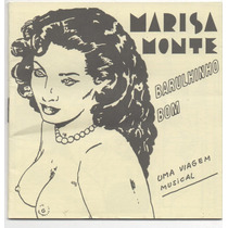 Cd Marisa Monte - Barulhinho Bom - Duplo - Beija Eu - Blanco