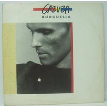 Lp Cazuza - Burguesia (duplo) - 1989 - Philips (com Encartes