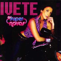 Cd Ivete Sangalo - As Super Novas