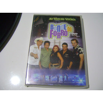 Dvd Bonde Do Forro Ao Vivo Em Vitoria Vol 4 Lacrado