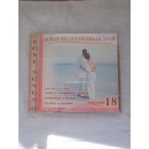 Cd Original - As Mais Belas Canções De Amor - Vol. 18