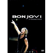Dvd Bon Jovi - At Yokohama Stadium (ótimo Estado)