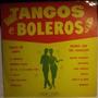 Lp / Vinil Romântico: Tangos Em Harpa Boleros Trio Guadalupe