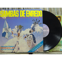 Sambas Enredo Escolas Samba Grupo Carnaval 1986 Lp Encarte