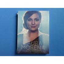 Dvd + Cd Laura Morena - Mais Perto