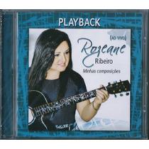 Playback Rozeane Ribeiro - Minhas Composições (ao Vivo)