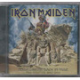 Cd Iron Maiden - Somewhere Back In Time (lacrado)