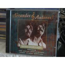 Cd - Antonio Carlos E Jocafi - Serie Grandes Autores - Raro